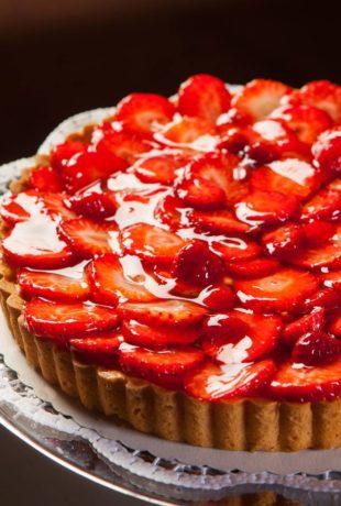 Maasikakook